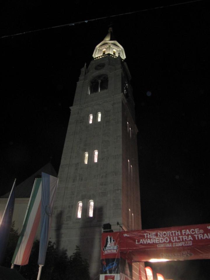 Kirche in Cortina