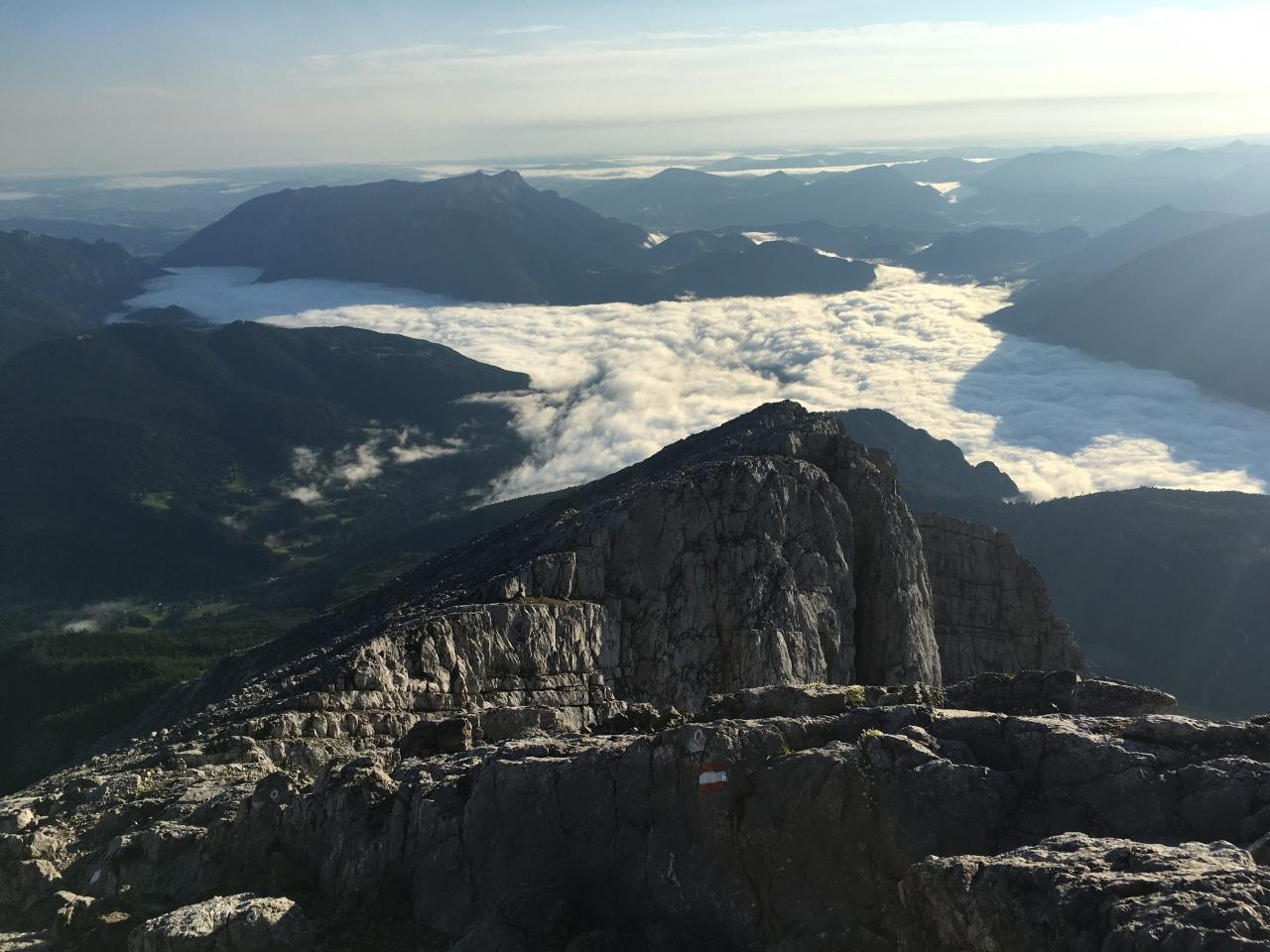 Mittelspitze, Panorama