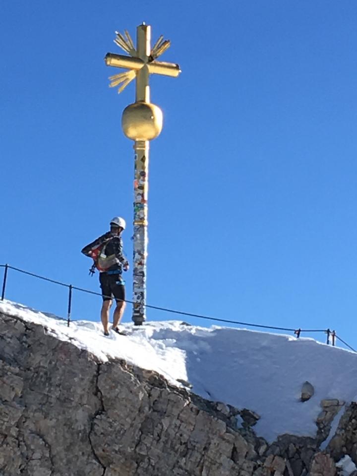 Zugspitze, Gipfel