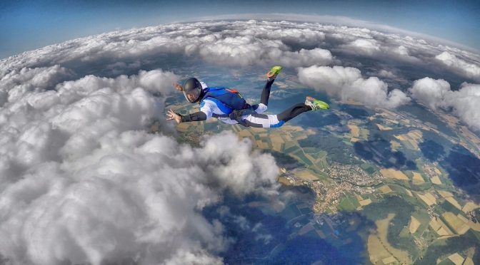 Learn how to skydive: Mein AFF-Kurs